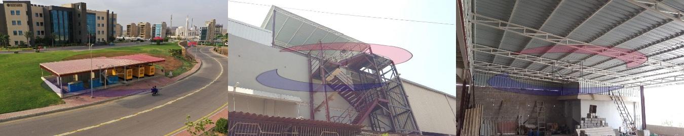 Composite Decking System Banner